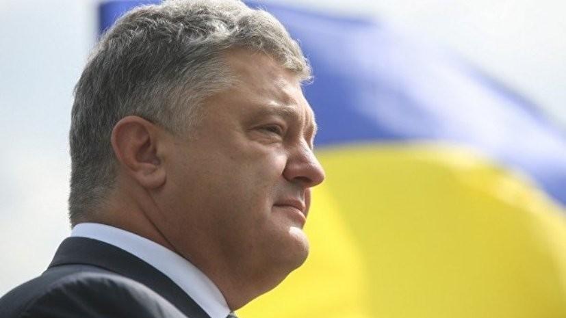 СМИ: «Пропавшего» Порошенко обнаружили в киевском ресторане