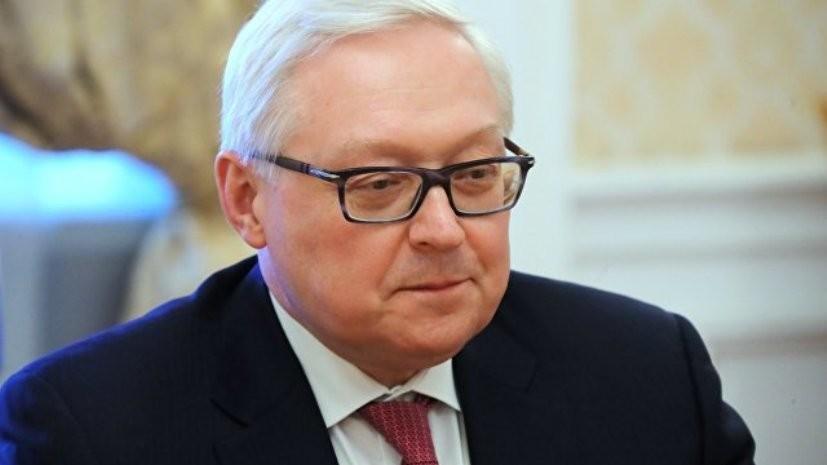 Рябков и сенатор Пол в ходе встречи обсудили вопросы контроля над вооружениями