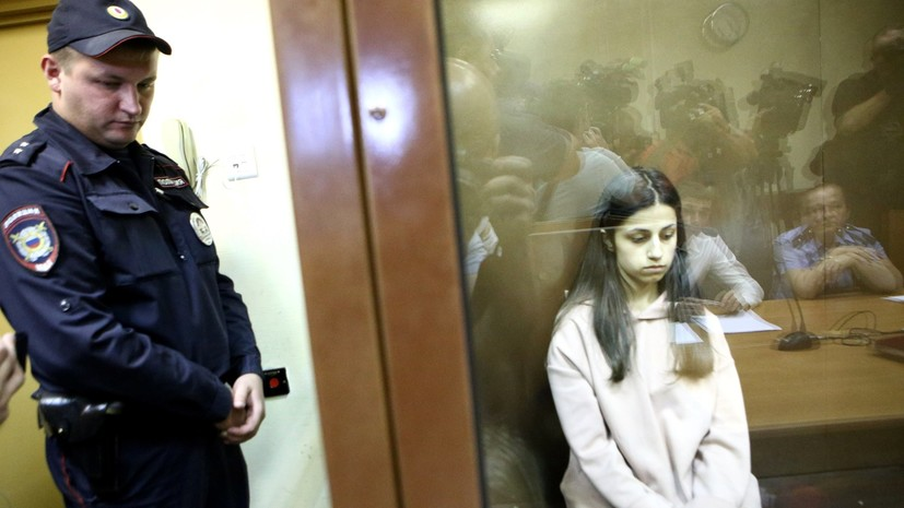 Дело сестер-убийц Хачатурян передано вГСУСК
