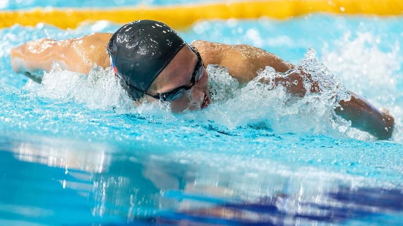 Российская пловчиха Чимрова стала серебряной призёркой ЧЕ на дистанции 200 метров баттерфляем