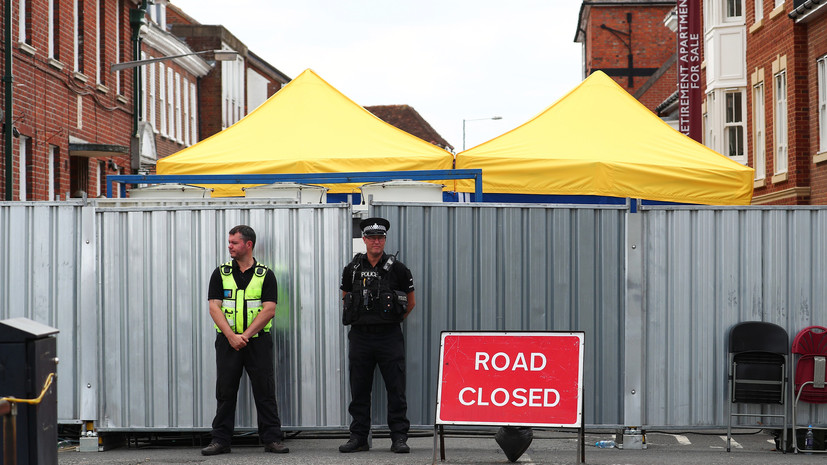 МИД Британии прокомментировал статью The Guardian о подозреваемых по делу Скрипалей