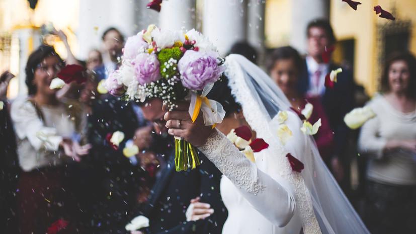 В Подмосковье заключили 28 тысяч браков с начала 2018 года