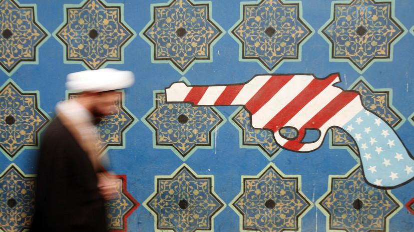 Рухани приветствует позицию Европы в вопросе санкций США против Ирана