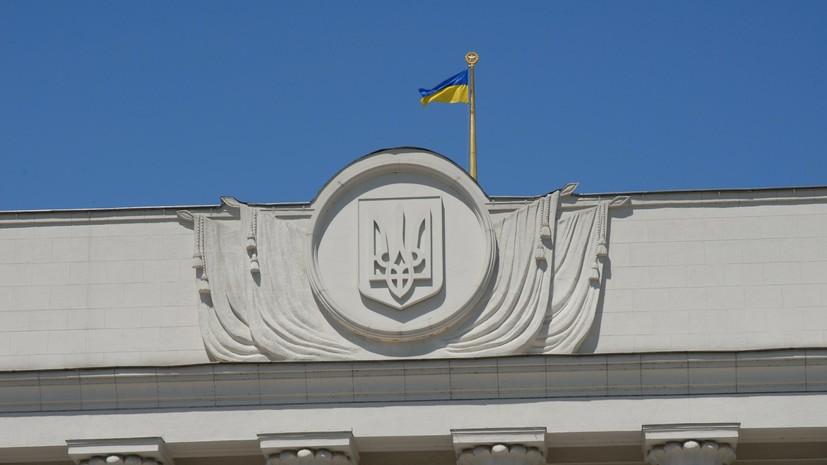 Депутат Рады заявил, что украинская экономика рухнет в случае закрытия границы с Россией