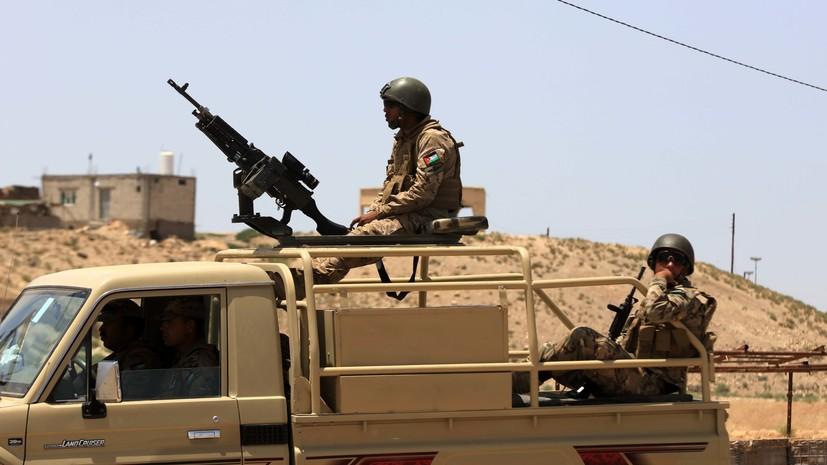 Источник: сирийская армия отбила нападение боевиков недалеко от Латакии