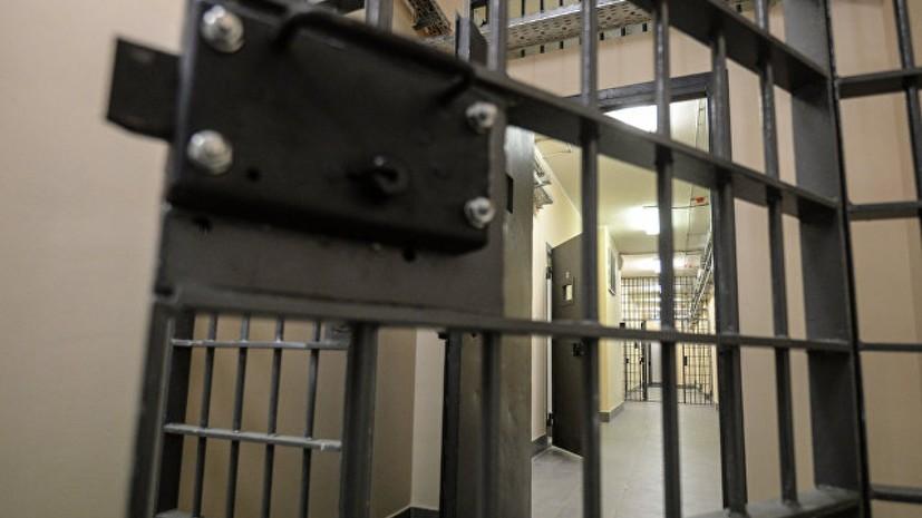 В Курганской области ищут сбежавшего из колонии заключённого