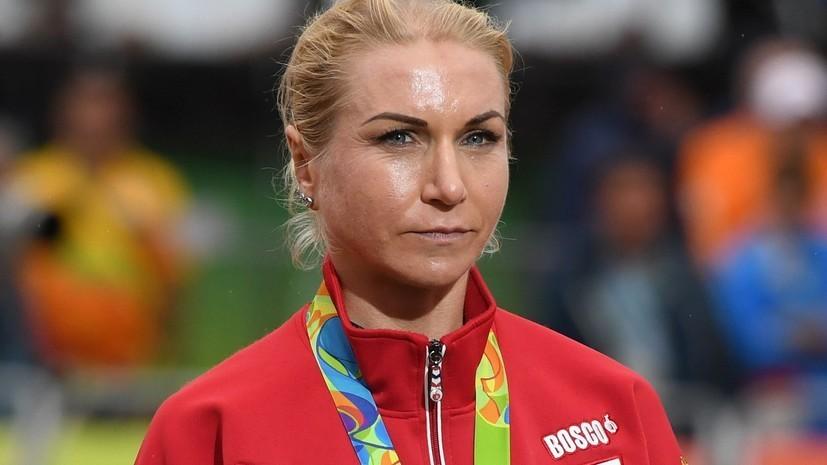 Забелинская рассказала, как в ФВСР отреагировали на её решение о смене спортивного гражданства