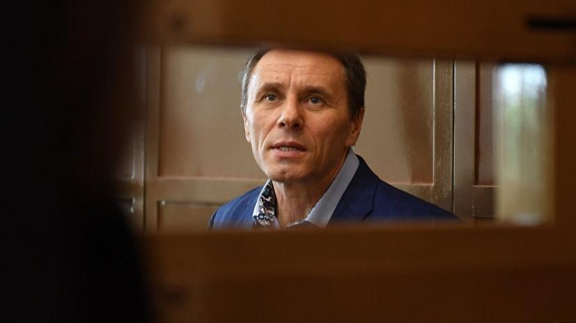 Защита экс-полковника СК Ламонова обжаловала приговор
