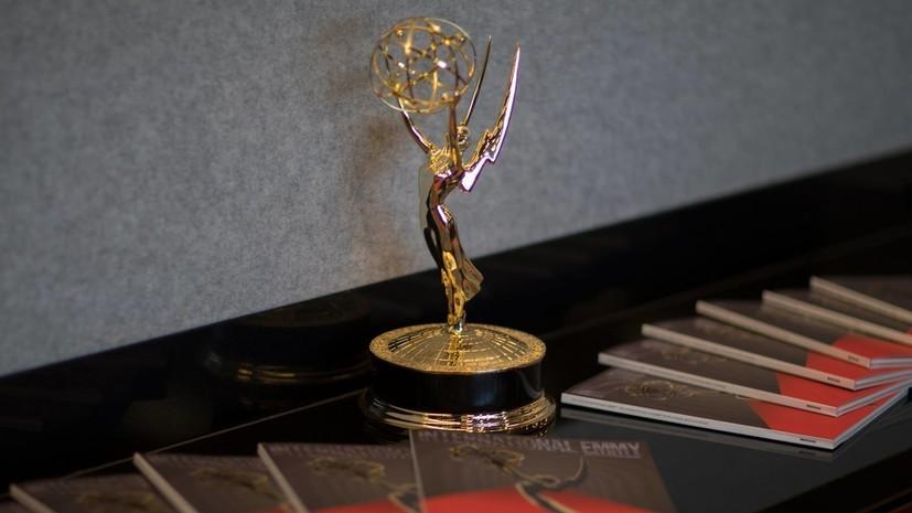 RT в шестой раз номинирован на международную премию «Эмми»