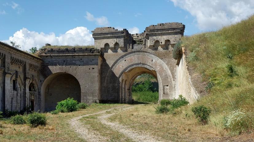 В крепости Керчь обезвредили более полутора тысяч мин и бомб времён Великой Отечественной войны