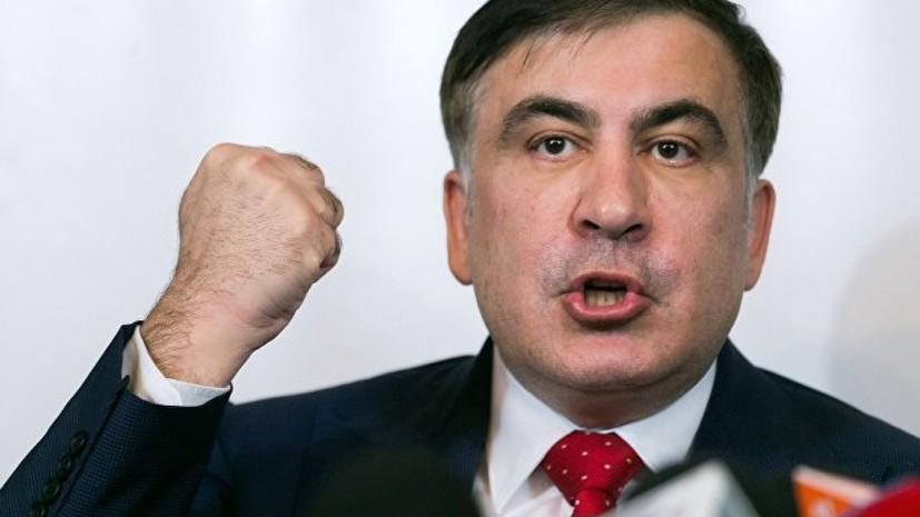 Президент Южной Осетии заявил, что Саакашвили должен предстать перед военным судом