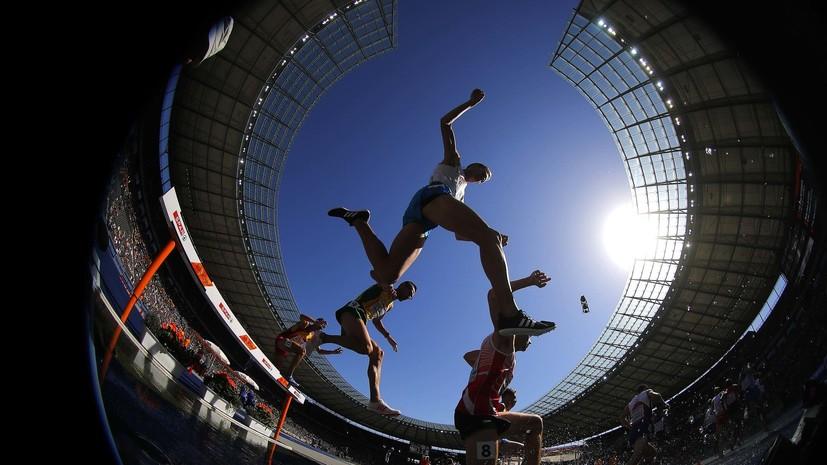 Российский бегун Скоробогатько завершил выступления на ЧЕ-2018 из-за травмы ноги