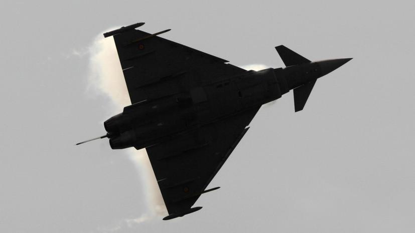 Бесконтрольный выстрел: как истребитель ВВС Испании по ошибке запустил боевую ракету над Эстонией