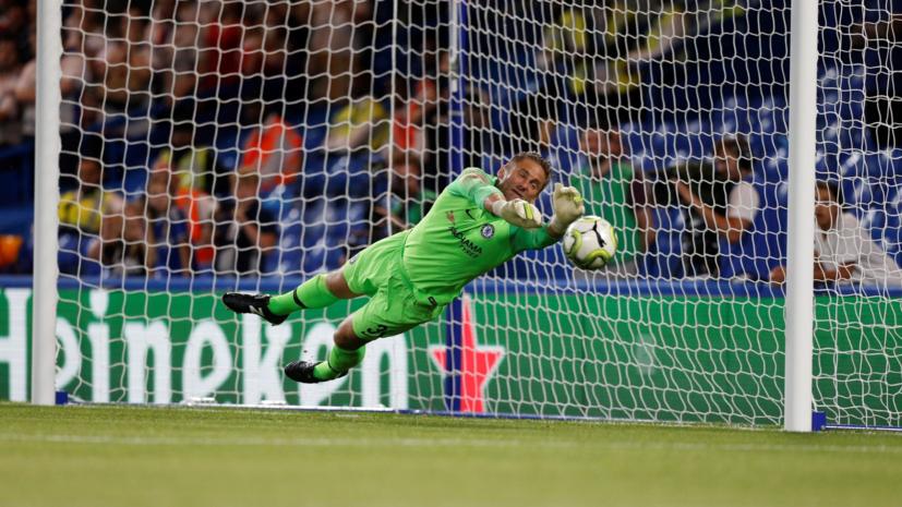 «Челси» победил «Лион» в серии пенальти в матче Международного кубка чемпионов