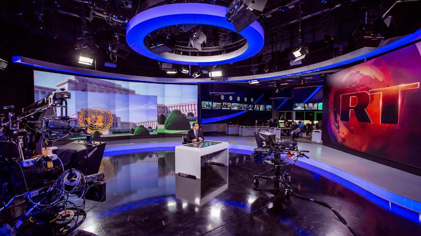 Сайт RT Arabic лидирует среди арабоязычных телеканалов по аудитории