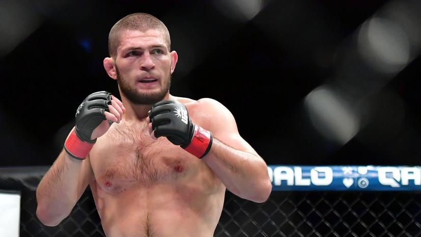 Нурмагомедов остался на восьмой позиции в рейтинге UFC