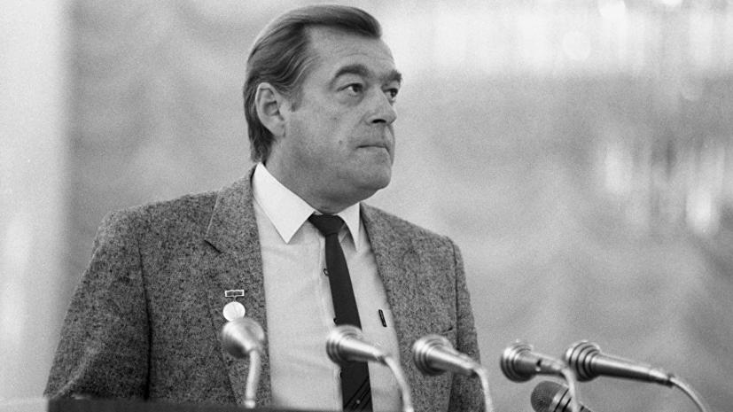 Бортко поделился воспоминаниями о совместной работе с тележурналистом Лещинским