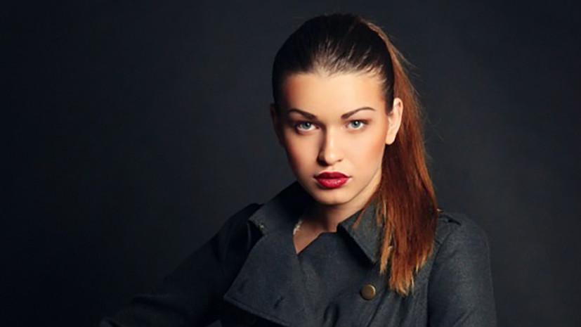 Свидетель по делу Немцова Анна Дурицкая вышла в финал конкурса «Мисс Украина Вселенная»