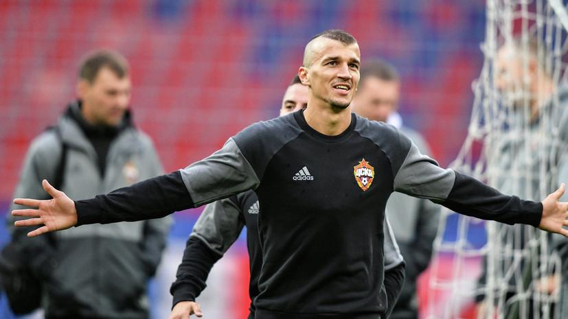 Масалитин прокомментировал слухи о возможном переходе Романа Ерёменко в «Спартак»