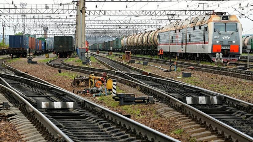 В России предлагают увеличить штраф за переход железнодорожных путей в неположенном месте