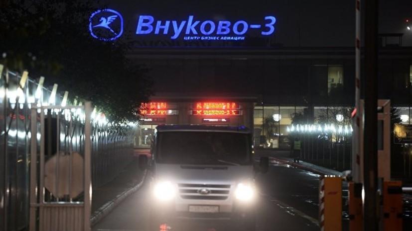 В Москве запускают ночной автобус от Китай-города до аэропорта Внуково