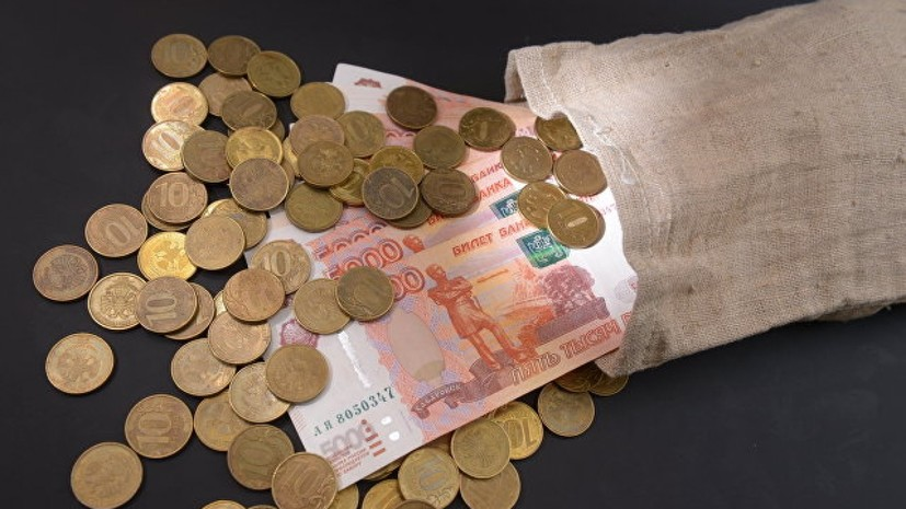 Инфляция в России осталась на нулевом уровне