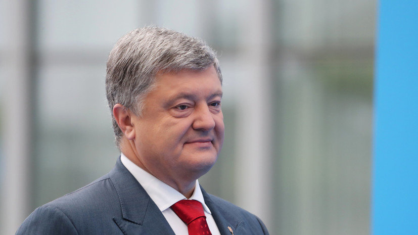Порошенко заявил о намерении расширить районы проведения совместных сСША учений