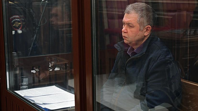 Суд оставил под арестом экс-главу ГУ МЧС Кузбасса по делу о пожаре в «Зимней вишне»