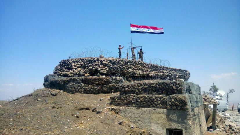 В ООН заявили, что в Сирии не осталось осаждённых районов
