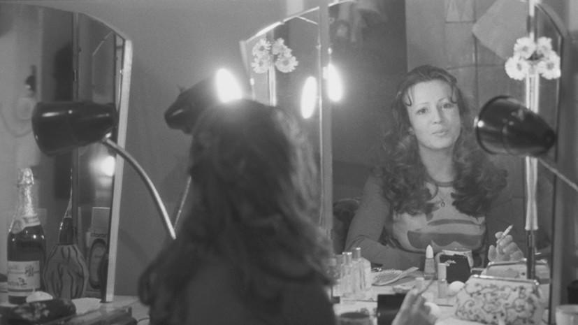 В Союзе театральных деятелей выразили соболезнования в связи со смертью актрисы Дегтярёвой