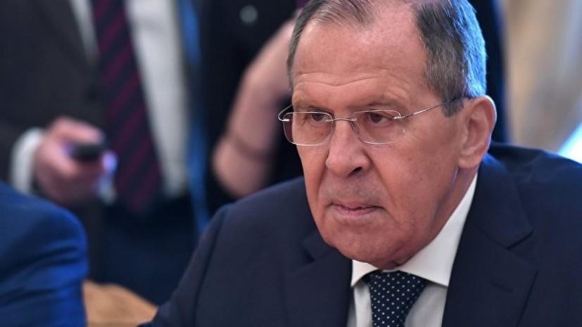 Лавров возглавит российскую делегацию на сессии Генассамблеи ООН в сентябре