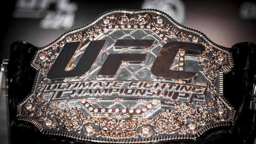 Россиянин Хабилов выступит на турнире UFC в Москве