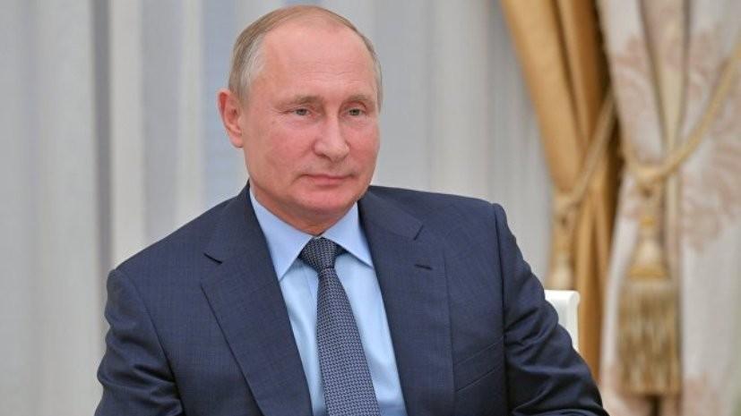 Путин поручил учредить памятную медаль для тех, кто внёс значительный вклад в подготовку ЧМ-2018