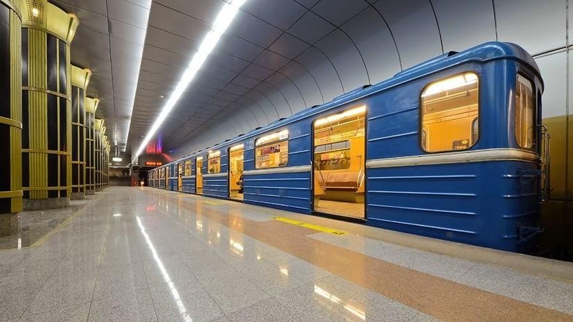 Часть Дзержинской линии метро в Новосибирске построят над землёй