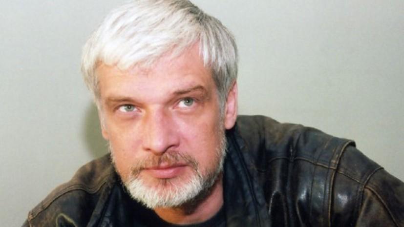 Умер актёр и режиссёр Дмитрий Брусникин