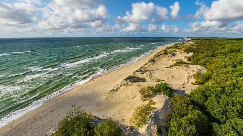 В Калининградской области создали ещё шесть особо охраняемых природных территорий