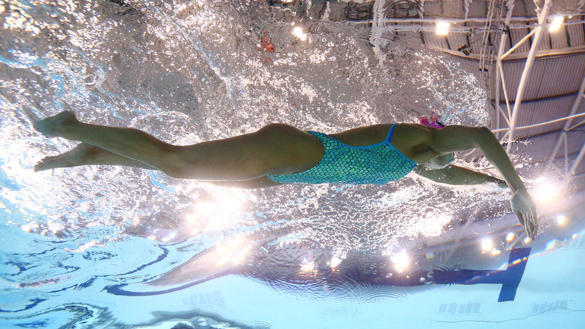 Ефимова намерена выступить на всех этапах КМ по плаванию 2018 года