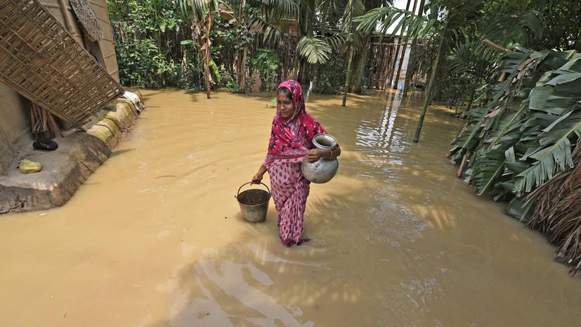 В индийском штате Керала число погибших от схода оползней возросло до 26
