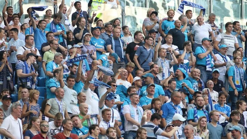 В Минске задержали 14 россиян во время матча Лиги Европы между «Зенитом» и «Динамо»