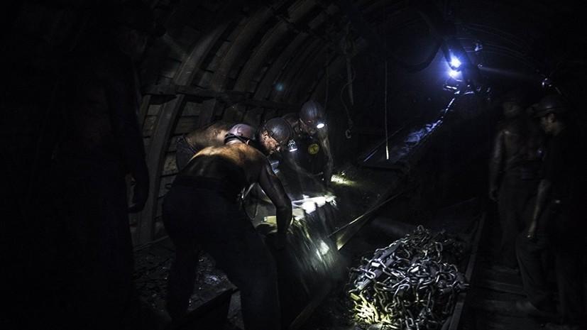 На шахте в ДНР погибли два горняка