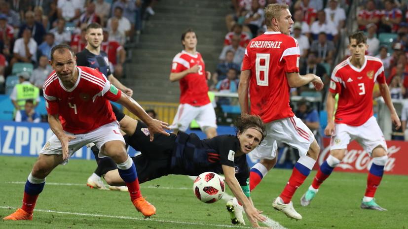 Агент Варга назвал лучшего игрока сборной России по футболу на ЧМ-2018