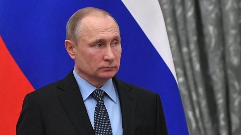 Путин обсудил с членами Совбеза России возможные санкции США