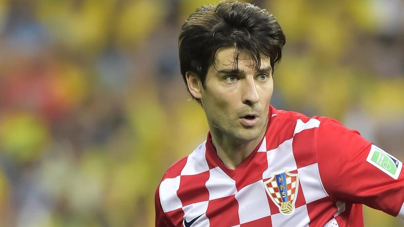 Футболист Локомотива Чорлука объявил о завершении карьеры в сборной Хорватии