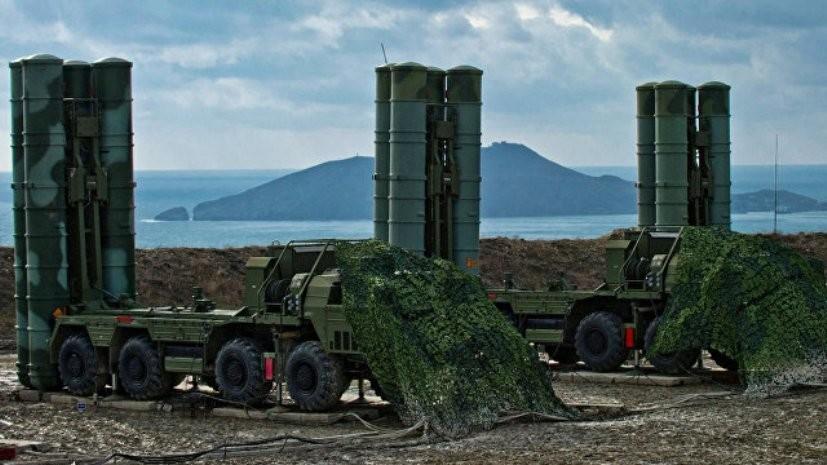 С-400 уничтожили в небе над Балтикой авиагруппу и ракеты условного противника