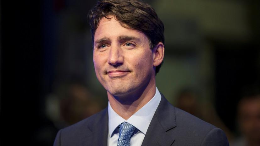 Трюдо прокомментировал стрельбу в канадском Фредериктоне