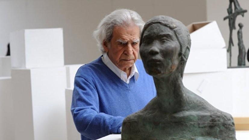 В Москве в 99 лет умер народный художник СССР Николай Никогосян