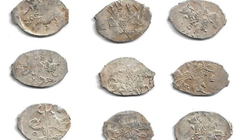 Найденный в Подмосковье клад передали в Исторический музей