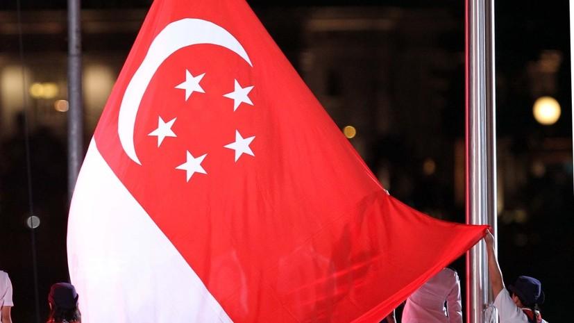 Вице-губернатор Петербурга подписал план реализации договорённостей с Сингапуром