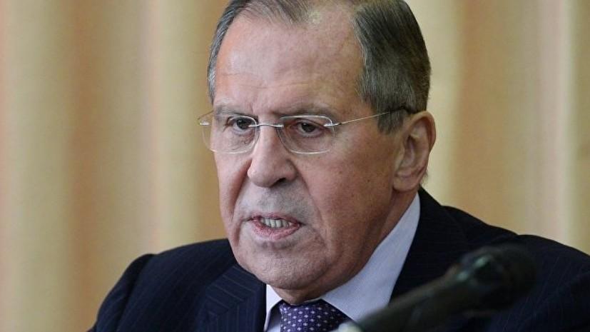 Лавров рассказал об объединяющих народы России и Греции корнях