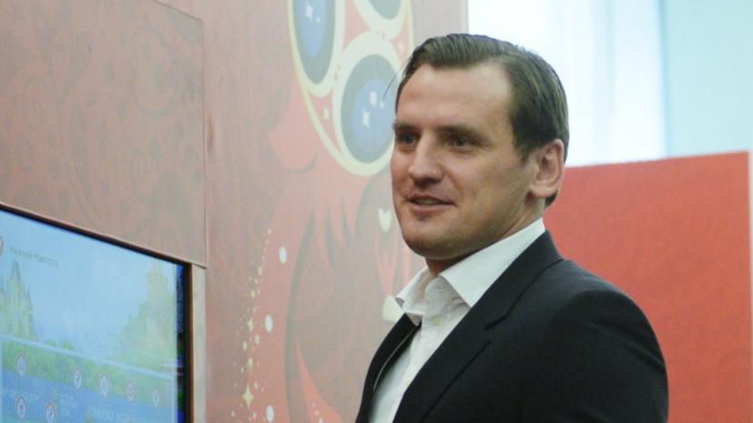 Бывший нападающий сборной России по футболу Дмитрий Булыкин считает, что